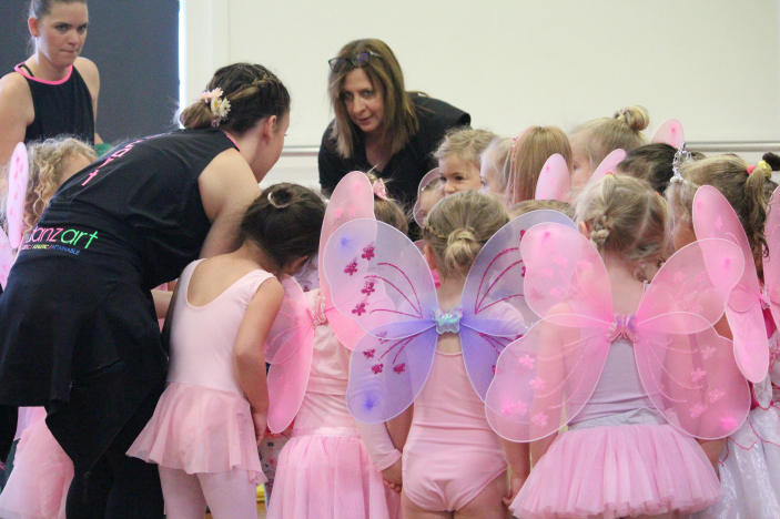 Tiny Movers - Pre-Schools dance - Kindy Ballet