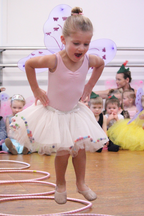 5 Ways in Which Dance Lessons Prepare Children for School