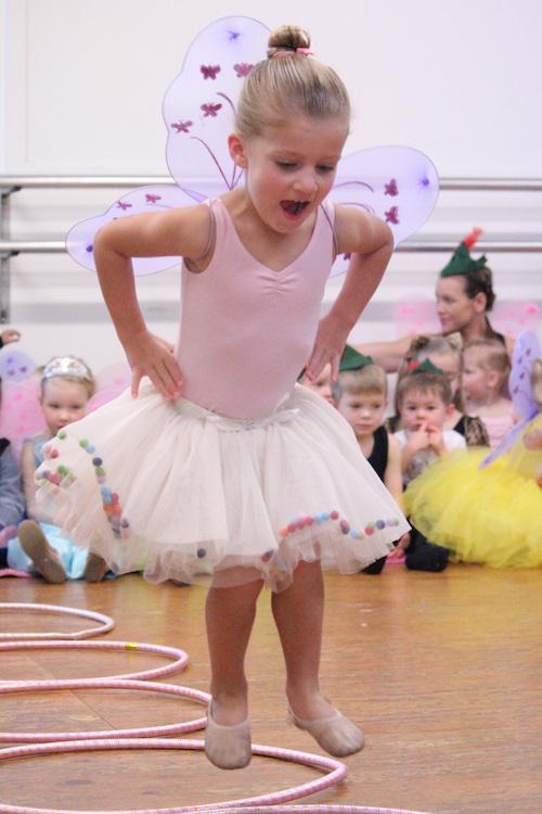 5 Ways in Which Dance Lessons Prepare Children for School