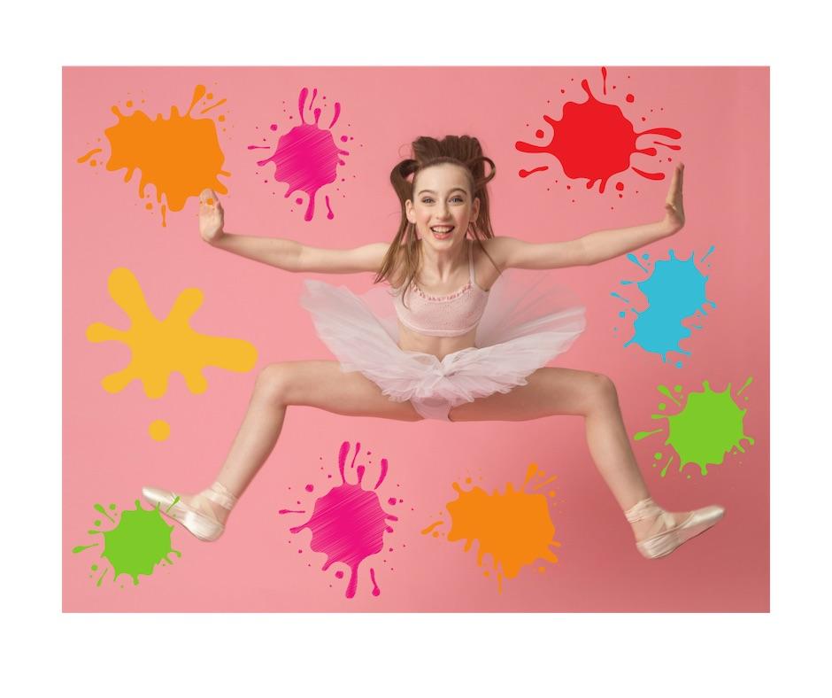 #danzartincolour