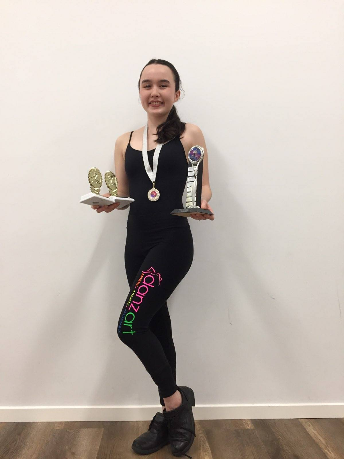 Winner of CSTD Choreography Competition