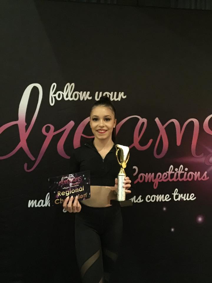 Danzart Studio Dance Winner at Competitions.