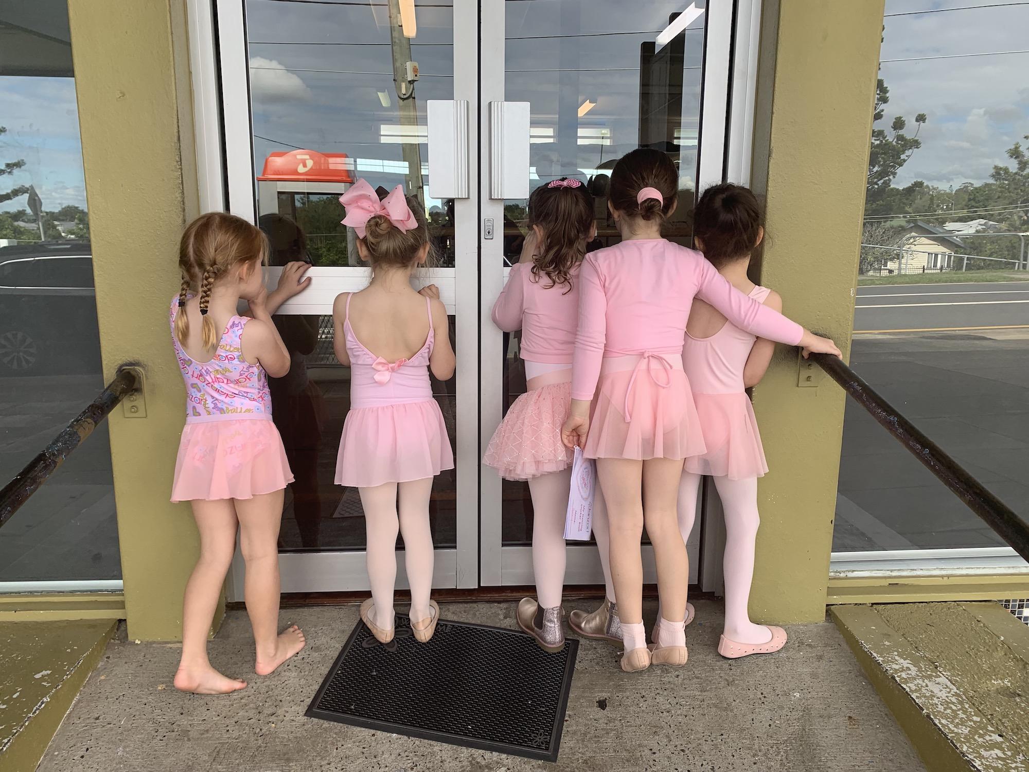 Prep Dance Primary Ballet