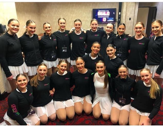 Lyrical Dance - Competition Teams - Team Danzart