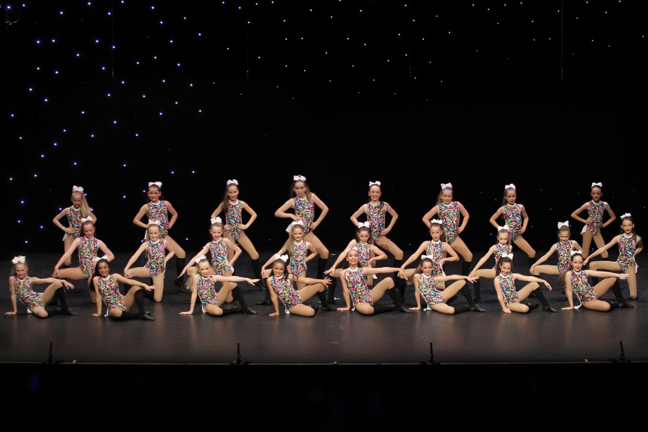 Jazz dance for children - team  Danzart - dance teams