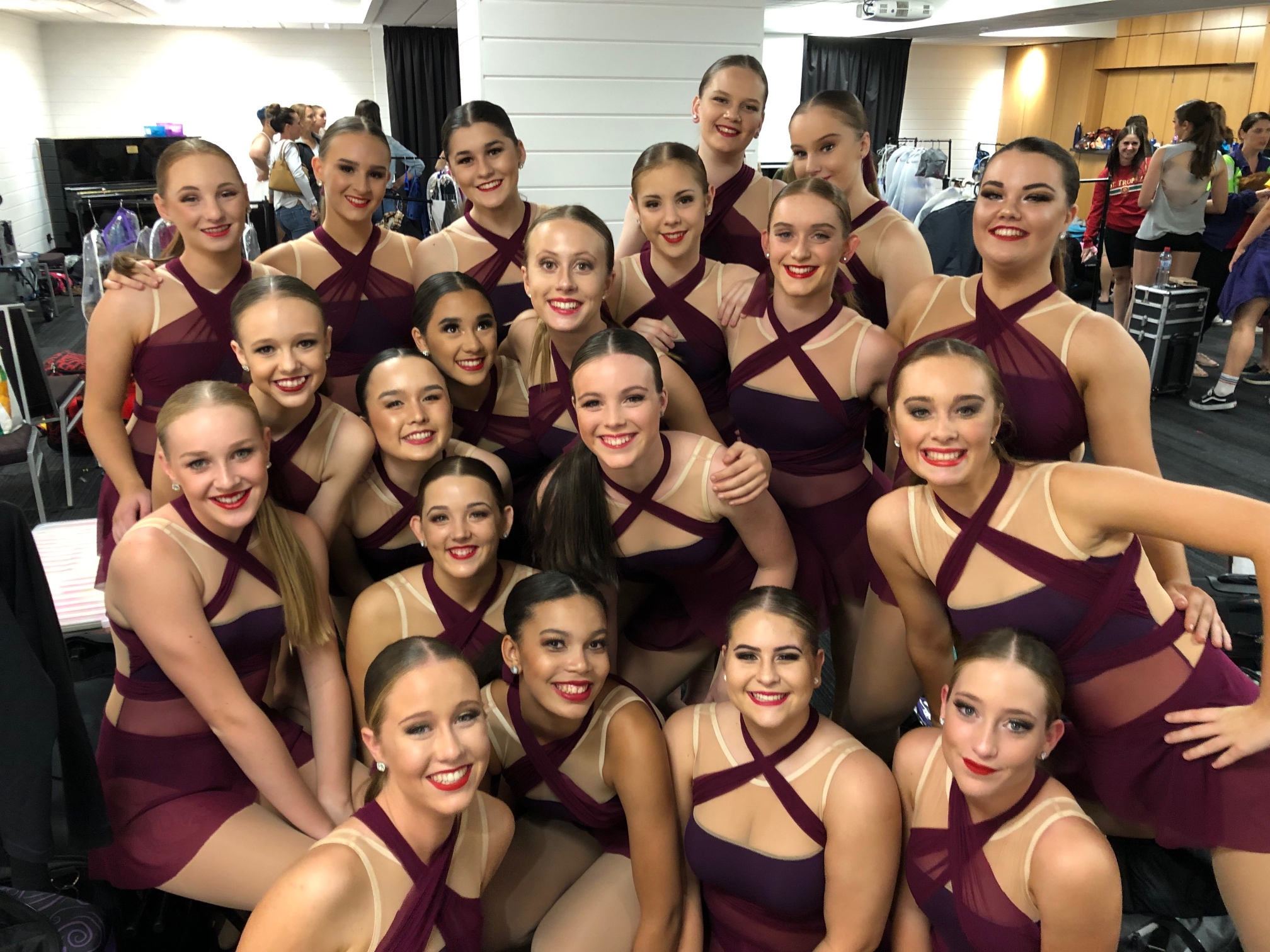team Danzart - dance for teens - contemporary dance