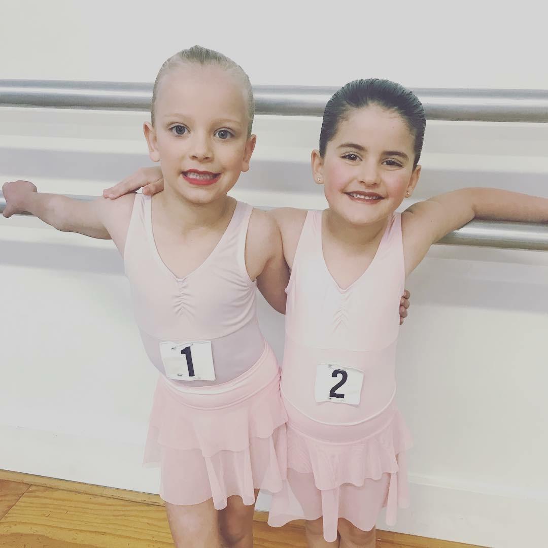 Primary RAD Ballet Exam Students at Danzart Studio